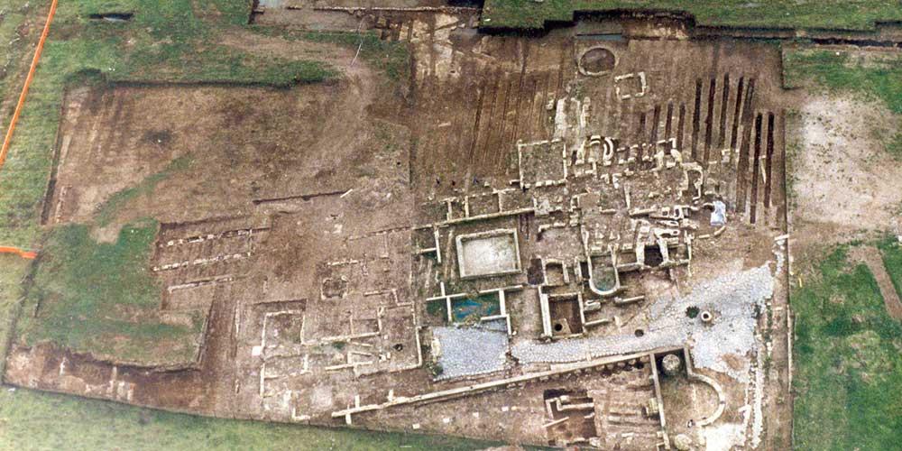 La villa romana di Passolombardo - Museo APR - Archeologia per Roma