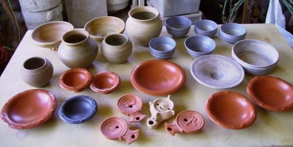 Conoscere e toccare la ceramica romana