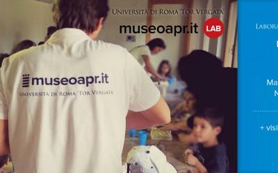 Al via i laboratori didattici del Museo Apr