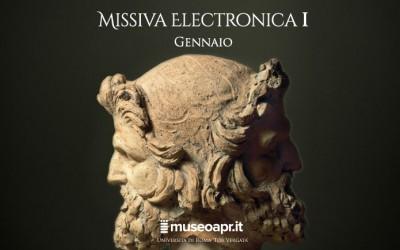 Missiva Electronica I, Gennaio: Giano il dio, degli inizi