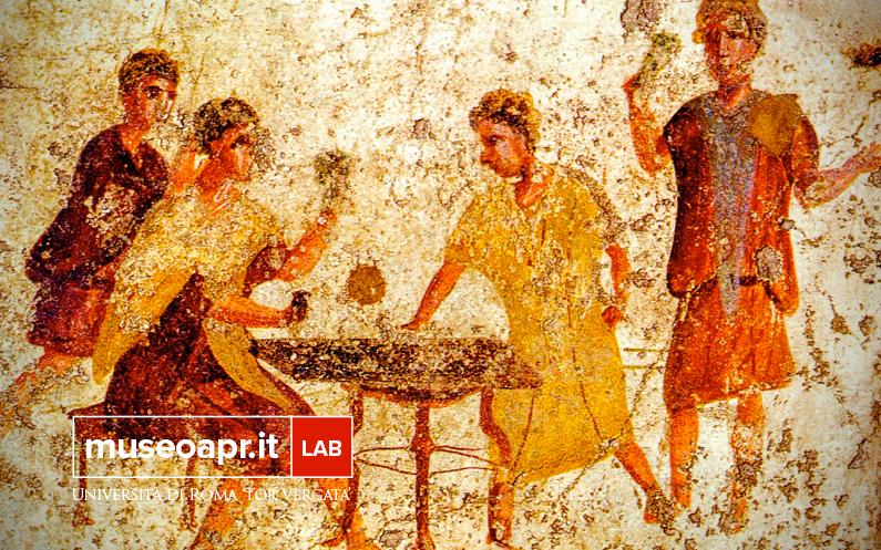 Giochiamo agli antichi romani - Laboratorio archeologico per bambini dai 6 anni un su - Museo APR Archeologia per Roma