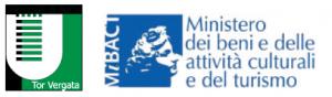 Loghi Mibact Università di Roma Torvergata - Master: Archeologia, paesaggi e luoghi contemporanei