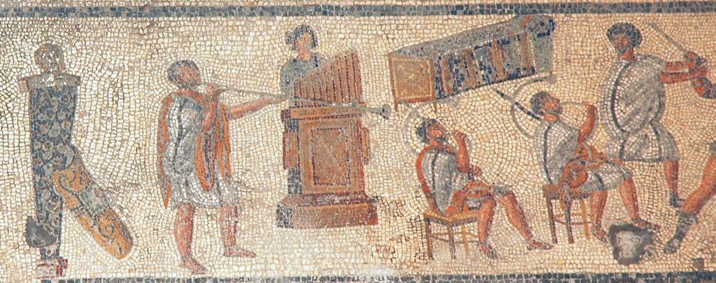 Mosaico, Villa Dar Buc Ammera
