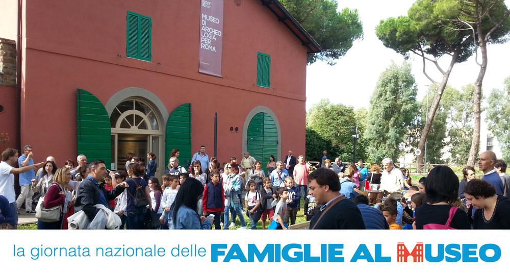 Giornata delle famiglie al Museo APR