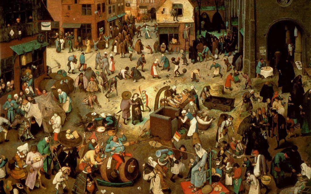 Il Carnevale, spasso e baldoria nel corso dei secoli