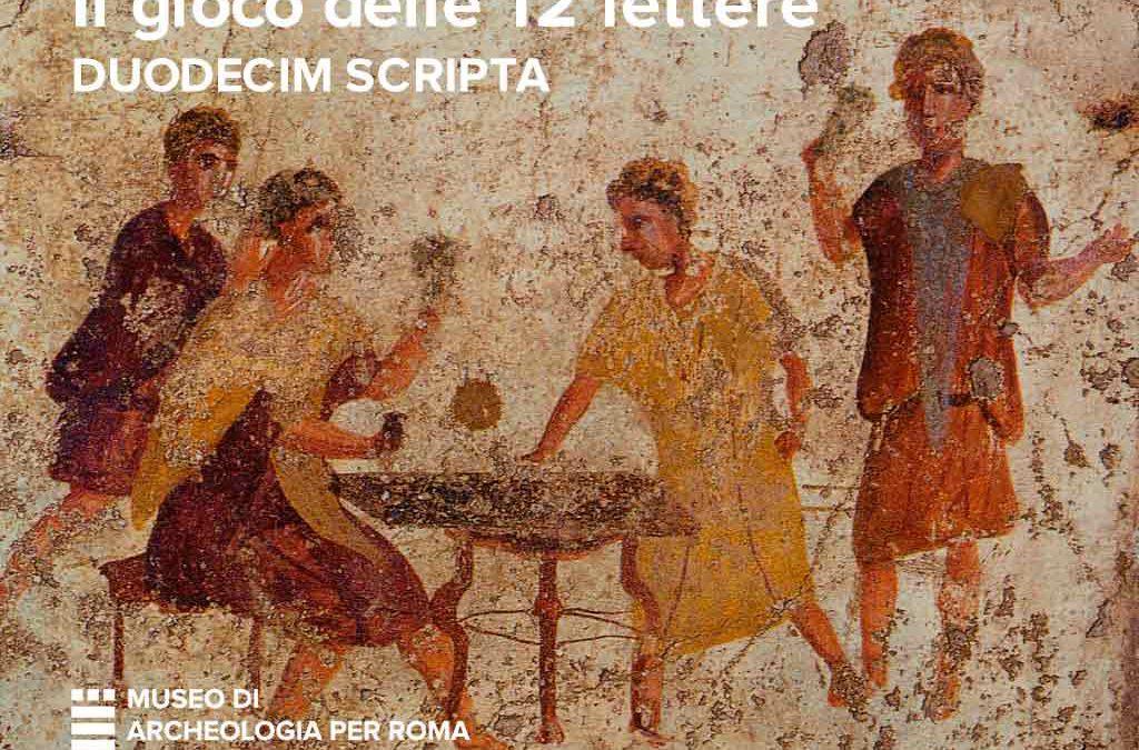 Sfida a Duodecim Scripta – Il gioco delle 12 lettere