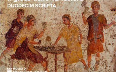 Duodecim Scripta – Il gioco delle 12 lettere