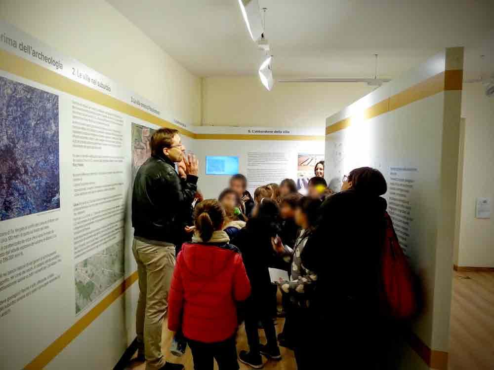 Museo Apr - Lo scavo archeologico - Laboratorio didattico_100004