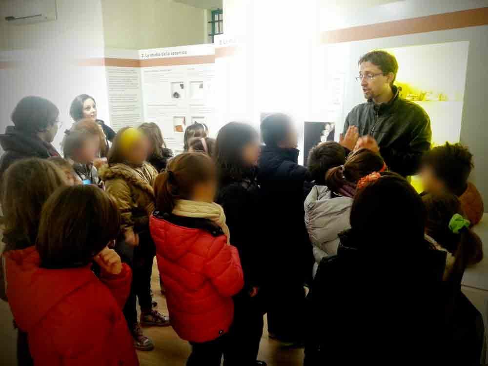 Museo Apr - Lo scavo archeologico - Laboratorio didattico_102917