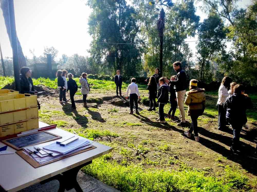 Museo Apr - Lo scavo archeologico - Laboratorio didattico_105657
