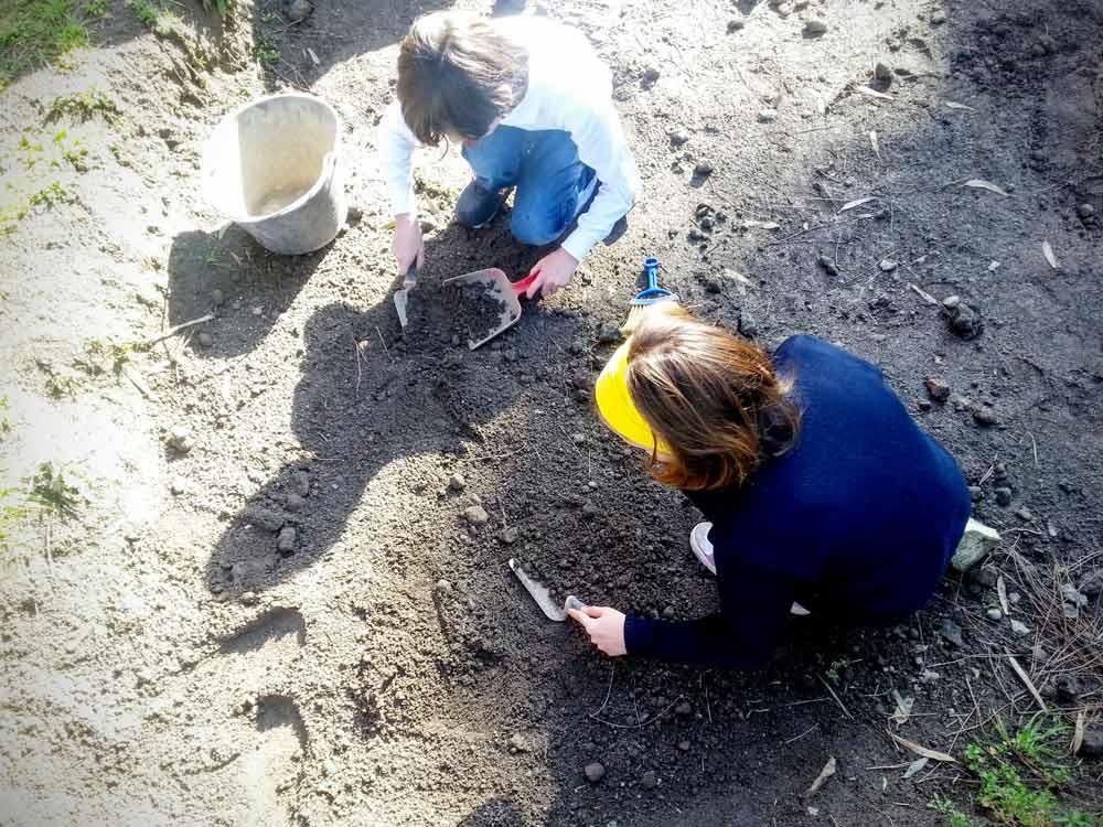 Museo Apr - Lo scavo archeologico - Laboratorio didattico_105954