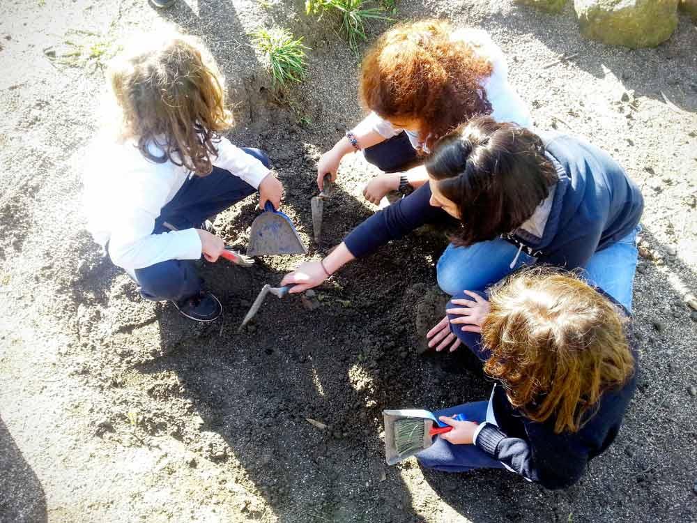 Museo Apr - Lo scavo archeologico - Laboratorio didattico_110026