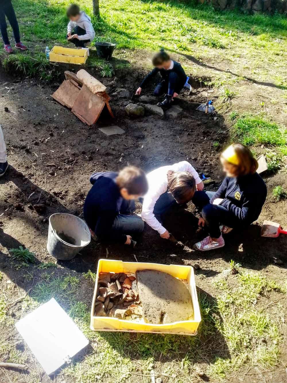 Museo Apr - Lo scavo archeologico - Laboratorio didattico_113544