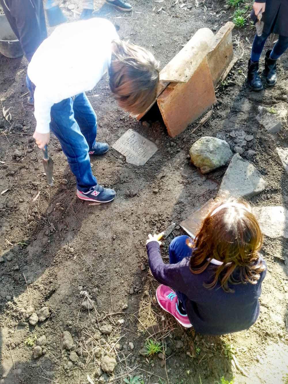 Museo Apr - Lo scavo archeologico - Laboratorio didattico_113843