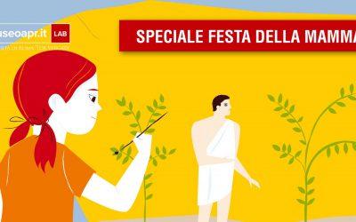 L'affresco romano – Speciale Festa della Mamma