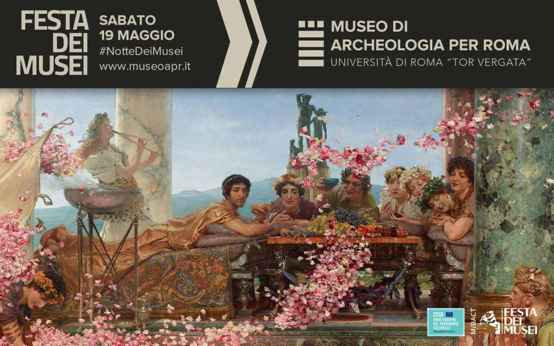 Notte dei Musei – Aperitivo al Museo APR