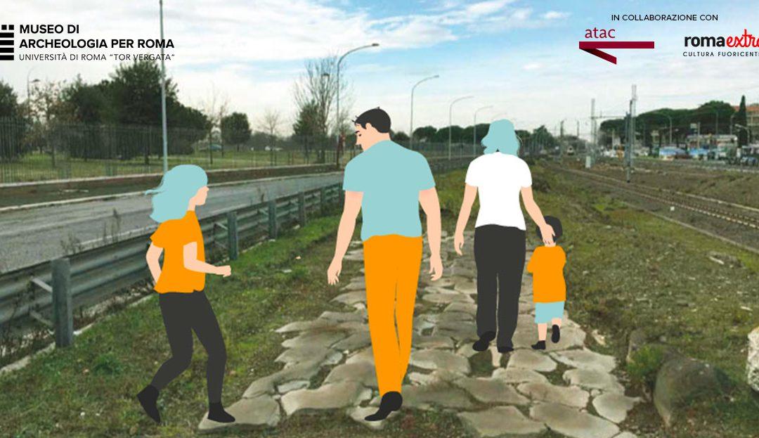 Escursione urbana: tracce di storia lungo la via Casilina