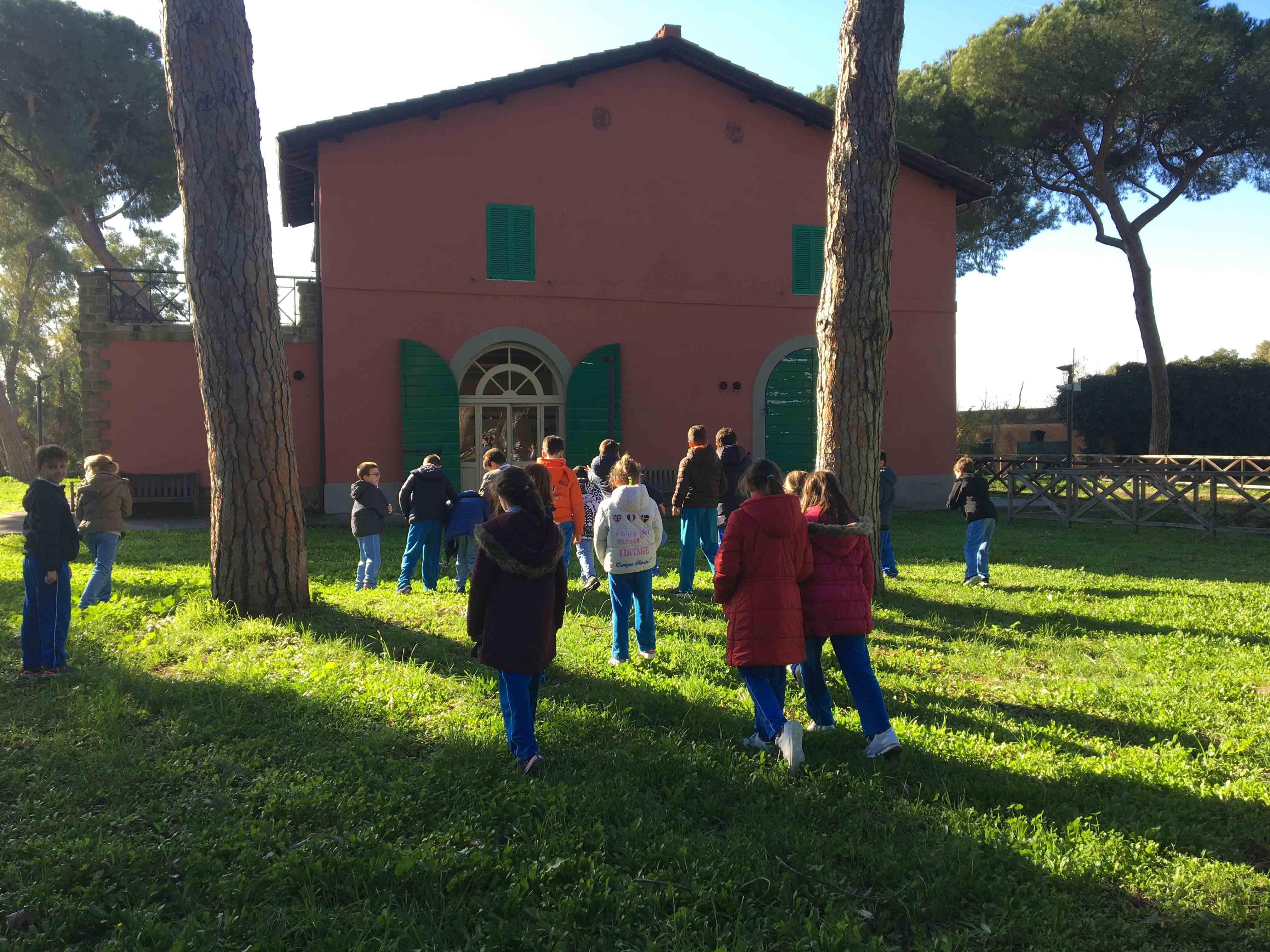 Scuola Maria Santissima al Tempio