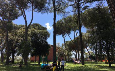 Centro estivo al museo archeologico 2019