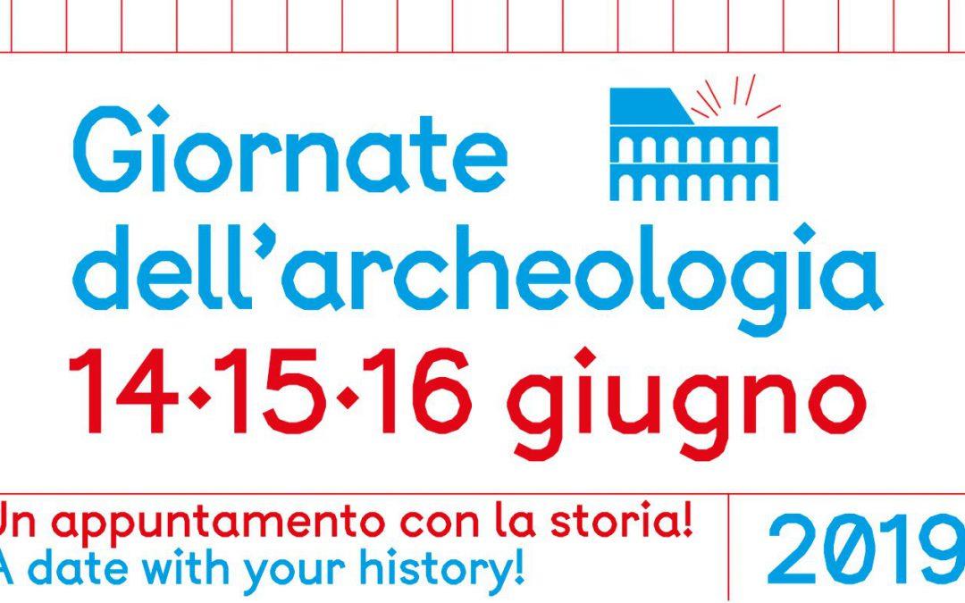 Giornate dell'Archeologia in Europa 2019 -I nostri laboratori con il Parco Archeologico del Colosseo