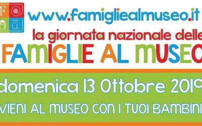 Famu 2019 – Giornata della Famiglie al Museo