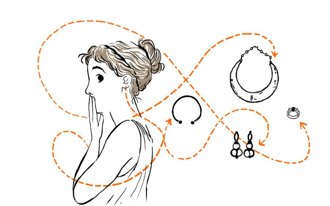 I gioielli di Livia: Caccia al tesoro archeologica